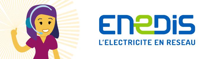 Numéro de Téléphone ENEDIS   Dépannage, Service Client, Raccordement 5058ce02fa1